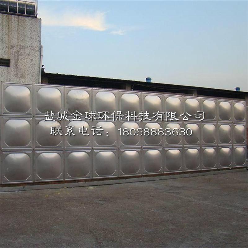 龙岩不锈钢消防水箱价格 品质无忧