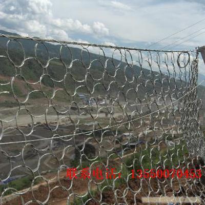 RX050型边坡柔性被动防护网批发