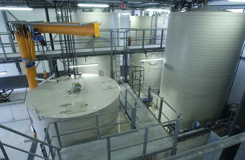 龙岩半导体废水处理系统