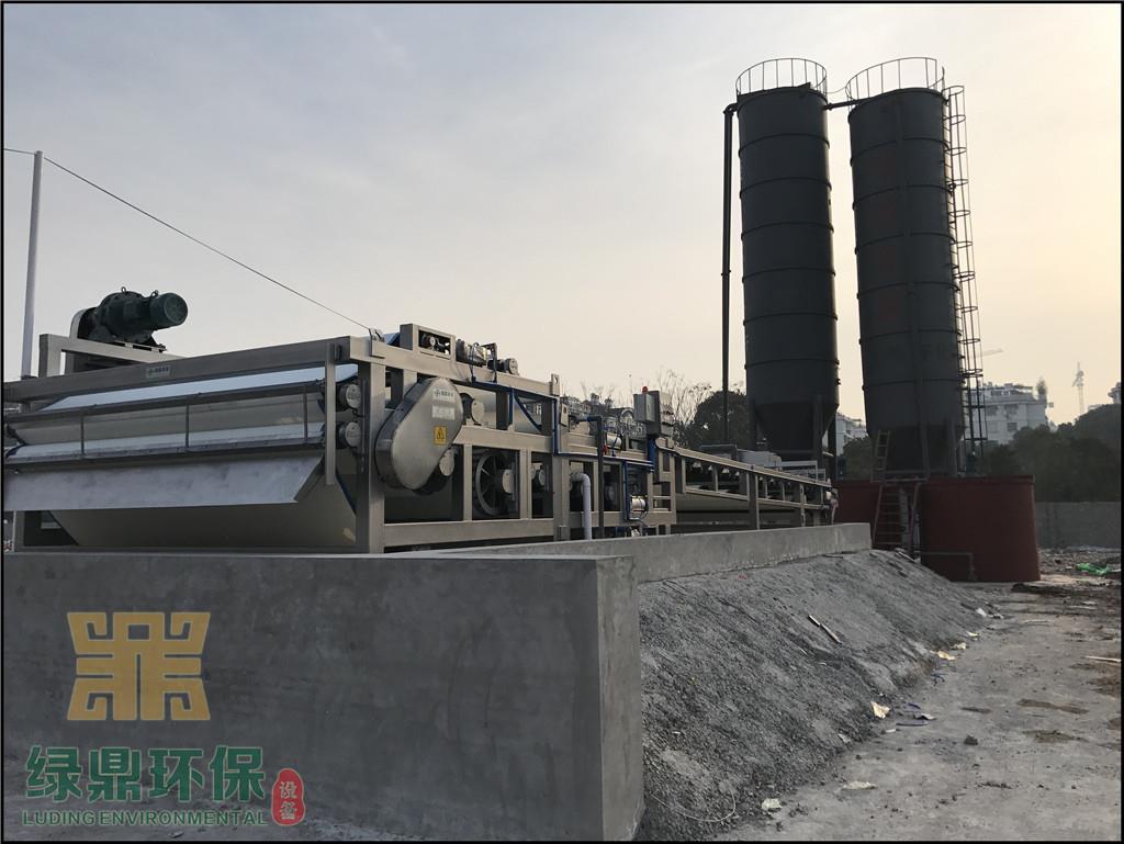 山东全自动泥浆脱水机制造商