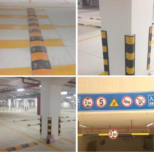 东莞市专业从事道路减速带安装