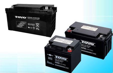 TOYO蓄电池-TOYO蓄电池6GFM90