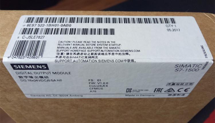 西门子S7-1500模块6ES7515-2AM01-0AB0