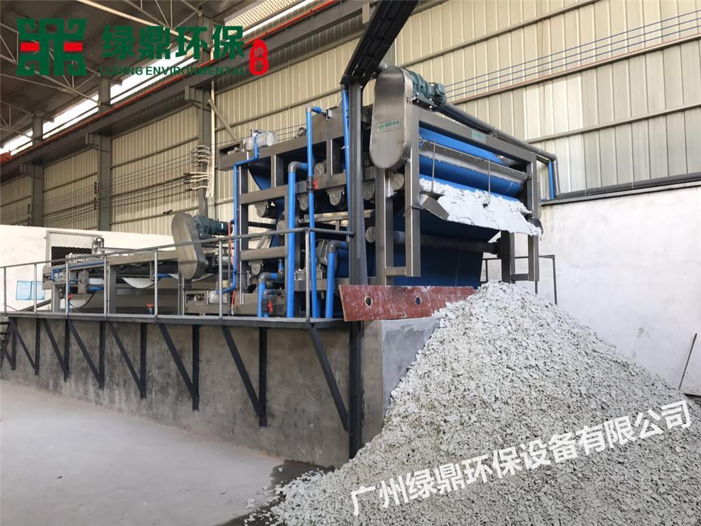 甘肃建筑泥浆处理设备公司