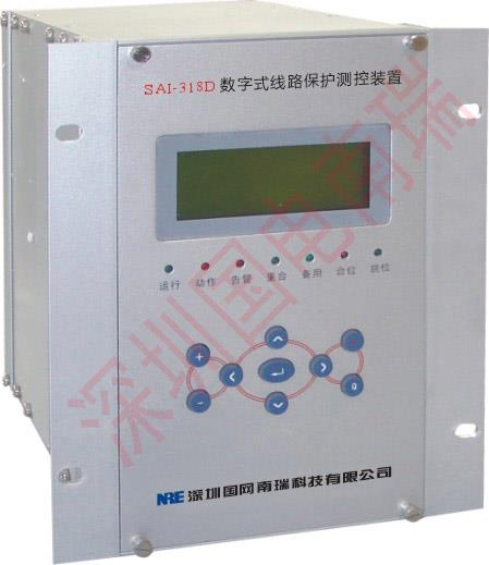 SZP-348电动机综合保护装置制作