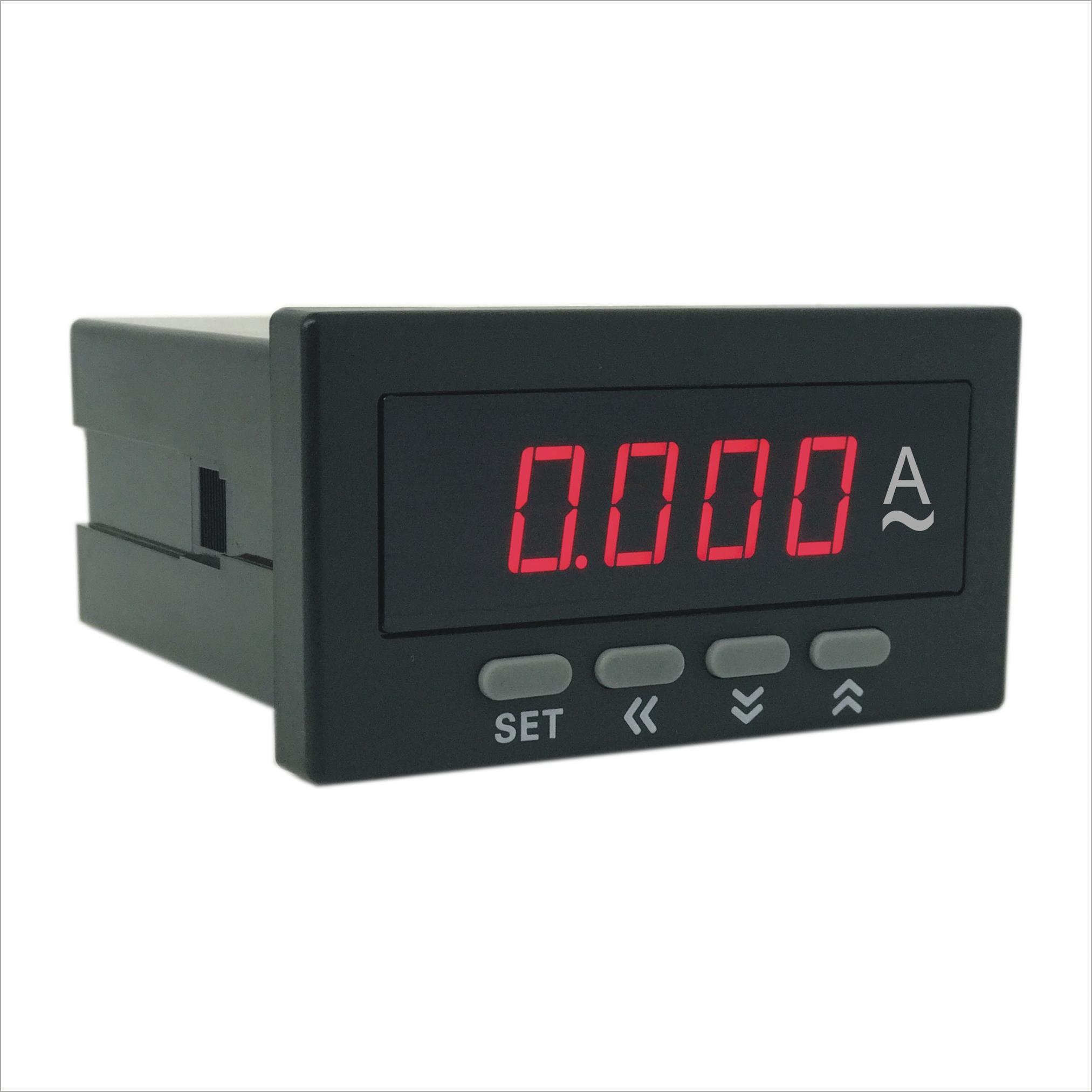 奥宾AOB394I-2B1智能数显电流表厂家