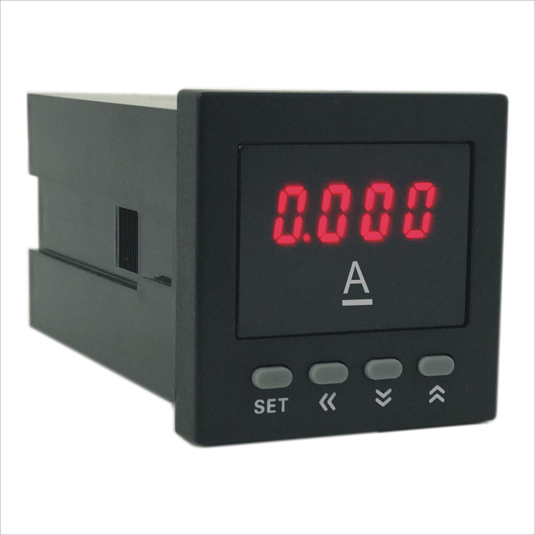 AOB185I-2X1数显直流电流表规格