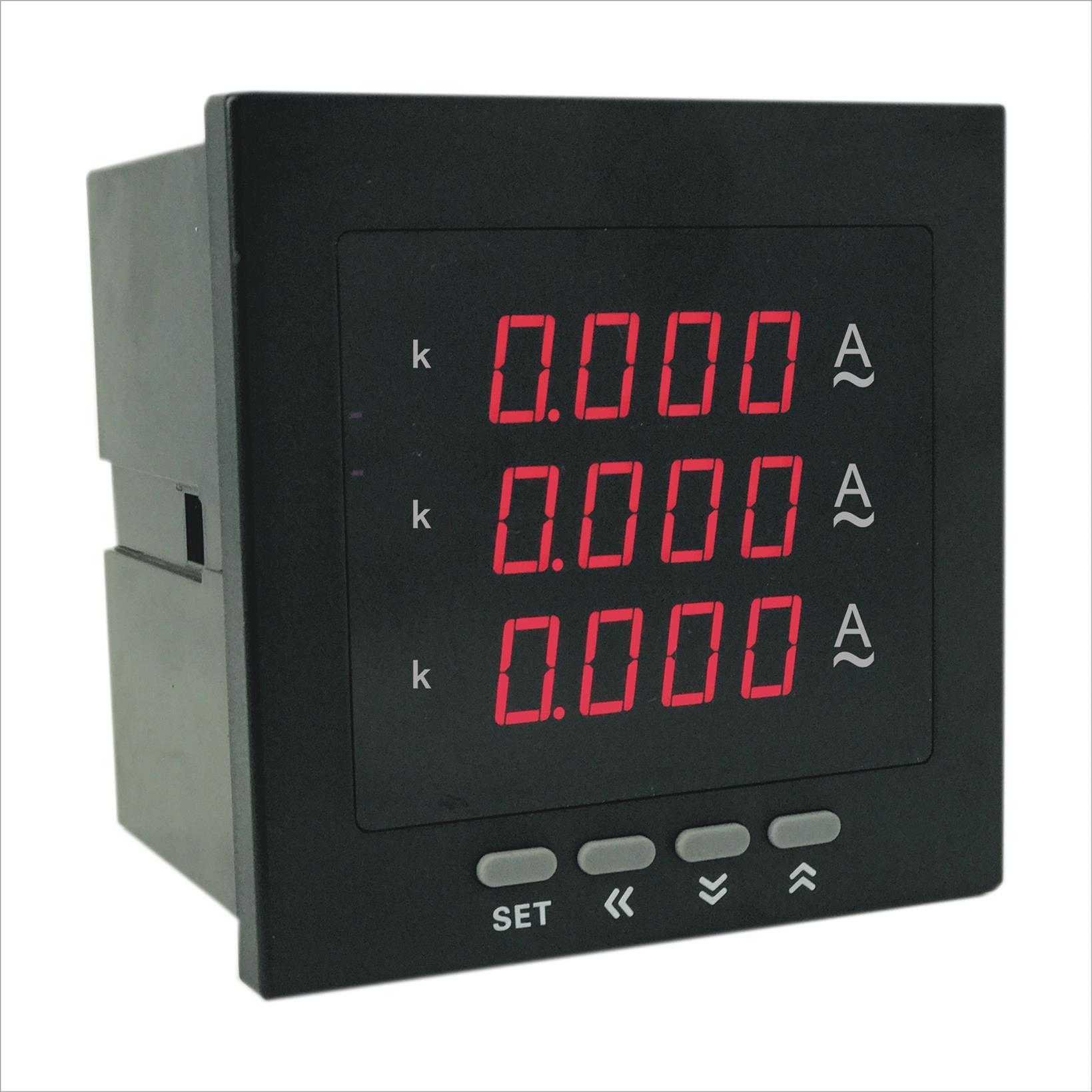 AOB184Z-9X4-3I数显三相电流表加盟合作