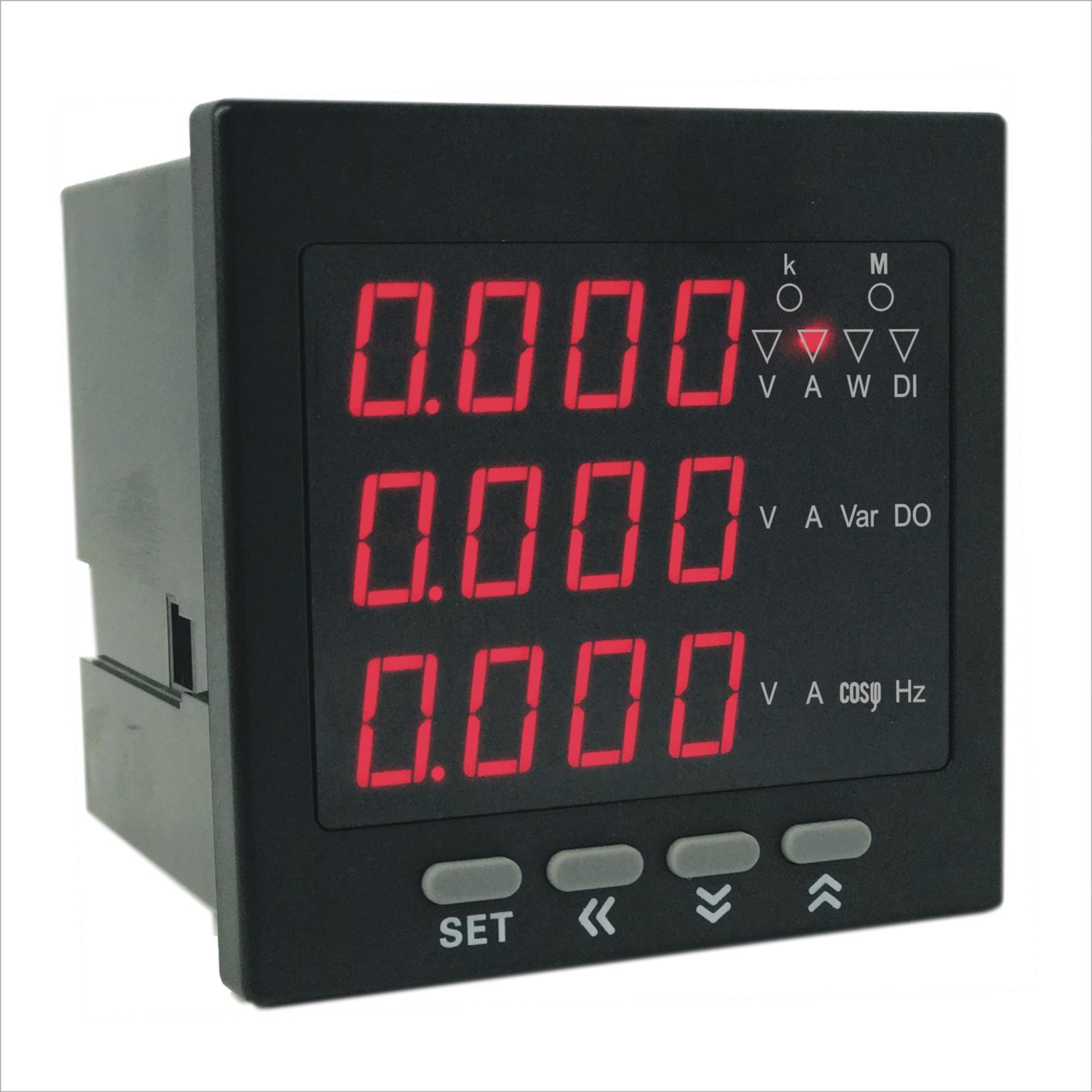 AOB192E-2S4数显多功能电力仪表制造商