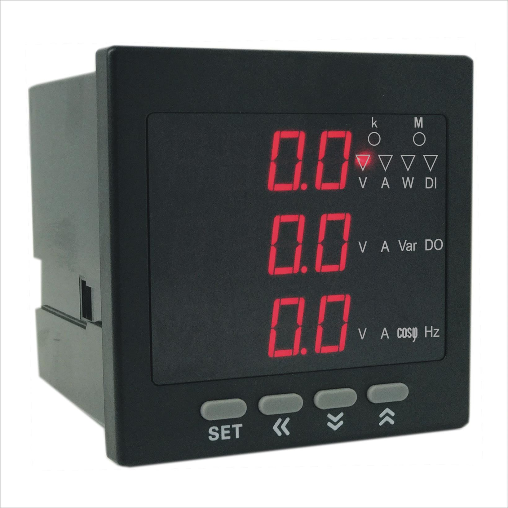 AOB192E-2D4数显多功能电力仪表现货销售