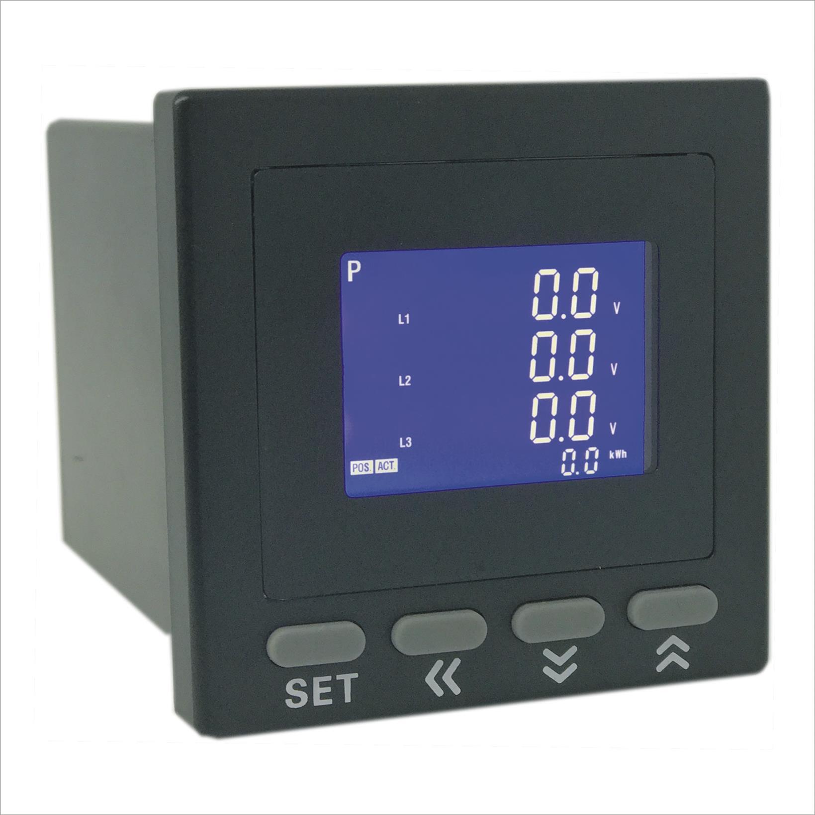 AOB192E-2TY液晶多功能电力仪表促销