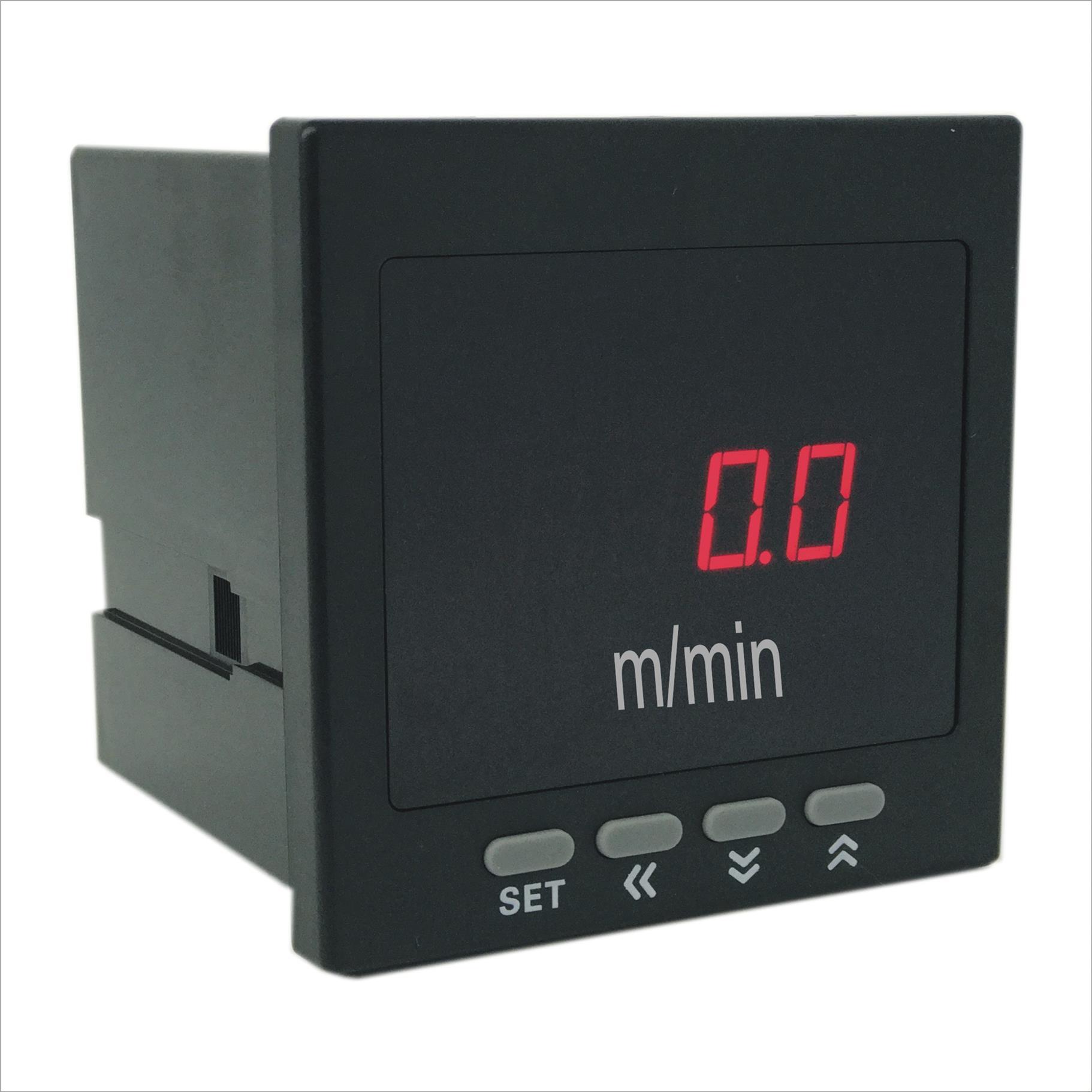 奥宾AOB185I-7X1变频器专用频率转速米速表厂家