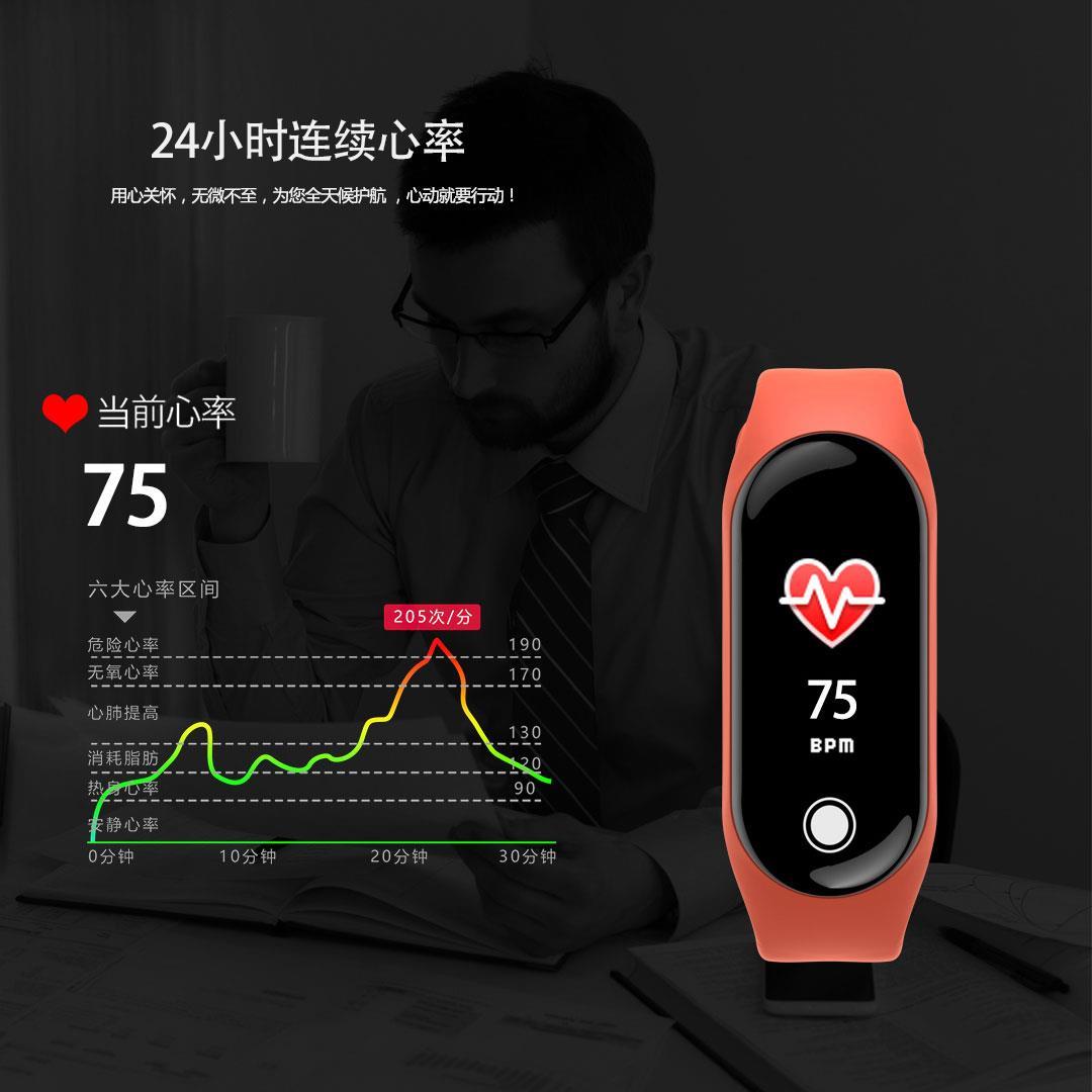 鹤壁心率血压手环厂家