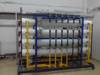 淮安水处理设备安装