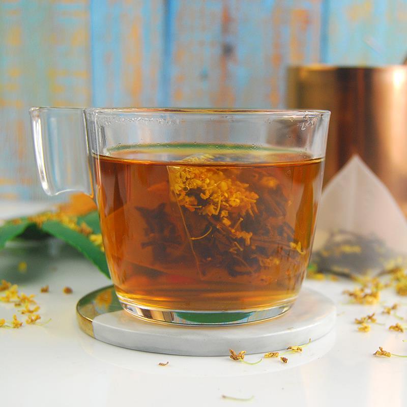 常熟璜泾桂花红茶厂家