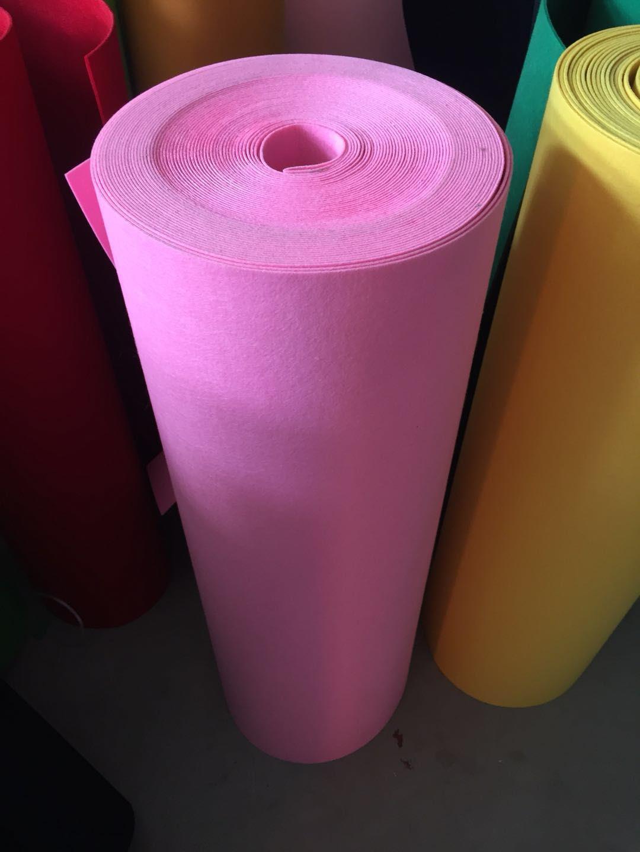 安庆毛毡布料生产