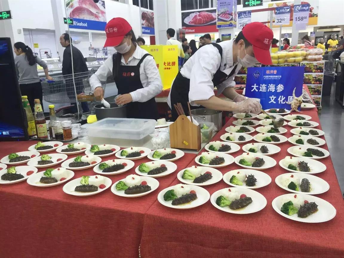 晓芹海参上海哪里有 人工捕捞