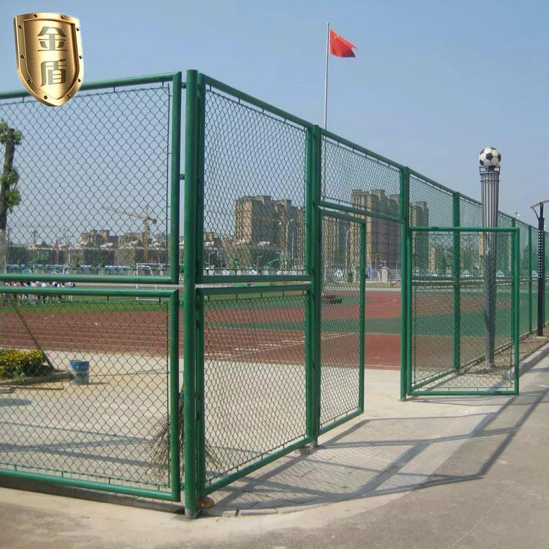 贵州篮球场护栏网厂商 质优价廉 美观实用 金盾五金丝网