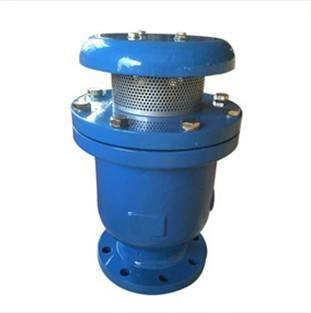 自动排气阀在管内有负压产生时,活塞应该可以迅速开启,快速大量吸入图片