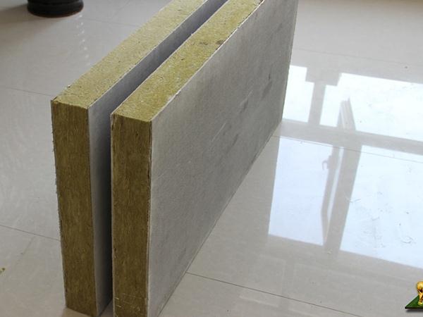 安徽销售岩棉复合板多少钱