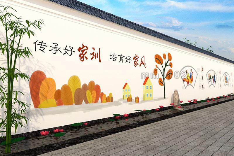 佛山幼儿园彩绘 专注墙面绘画施工 海之蓝墙绘公司
