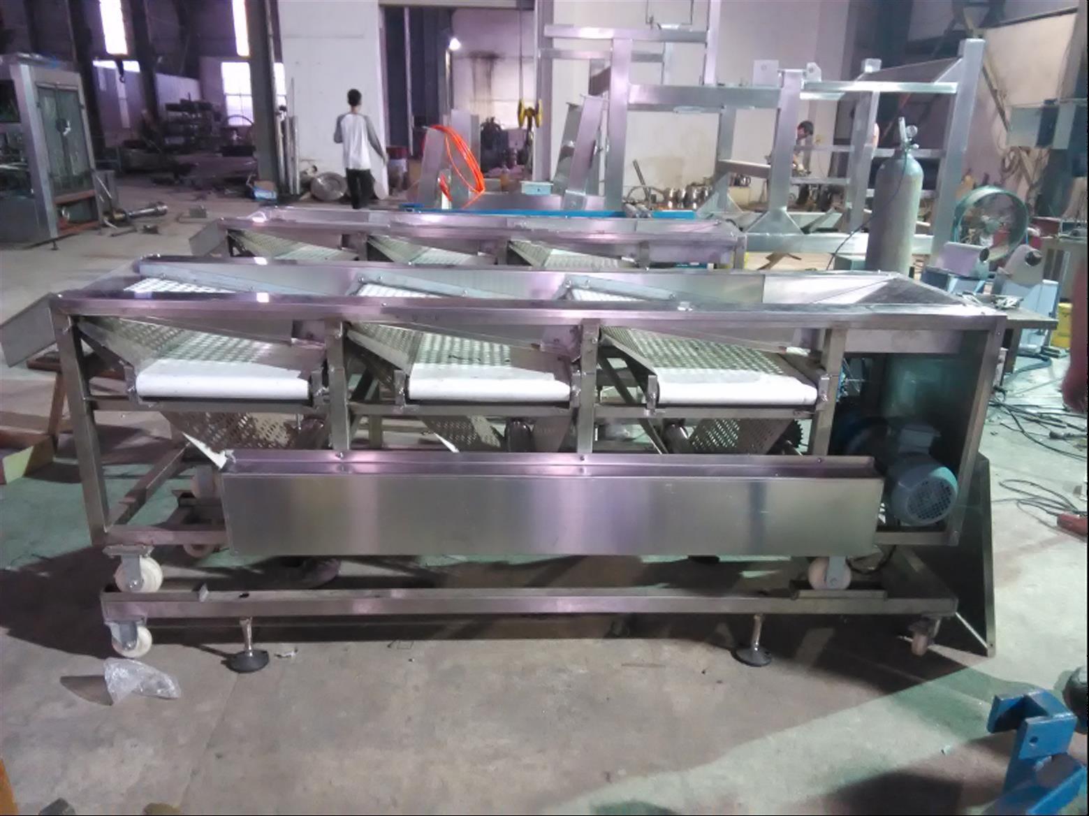 阳泉水果分级机 全国销量遥遥领先 润新食品机械制造