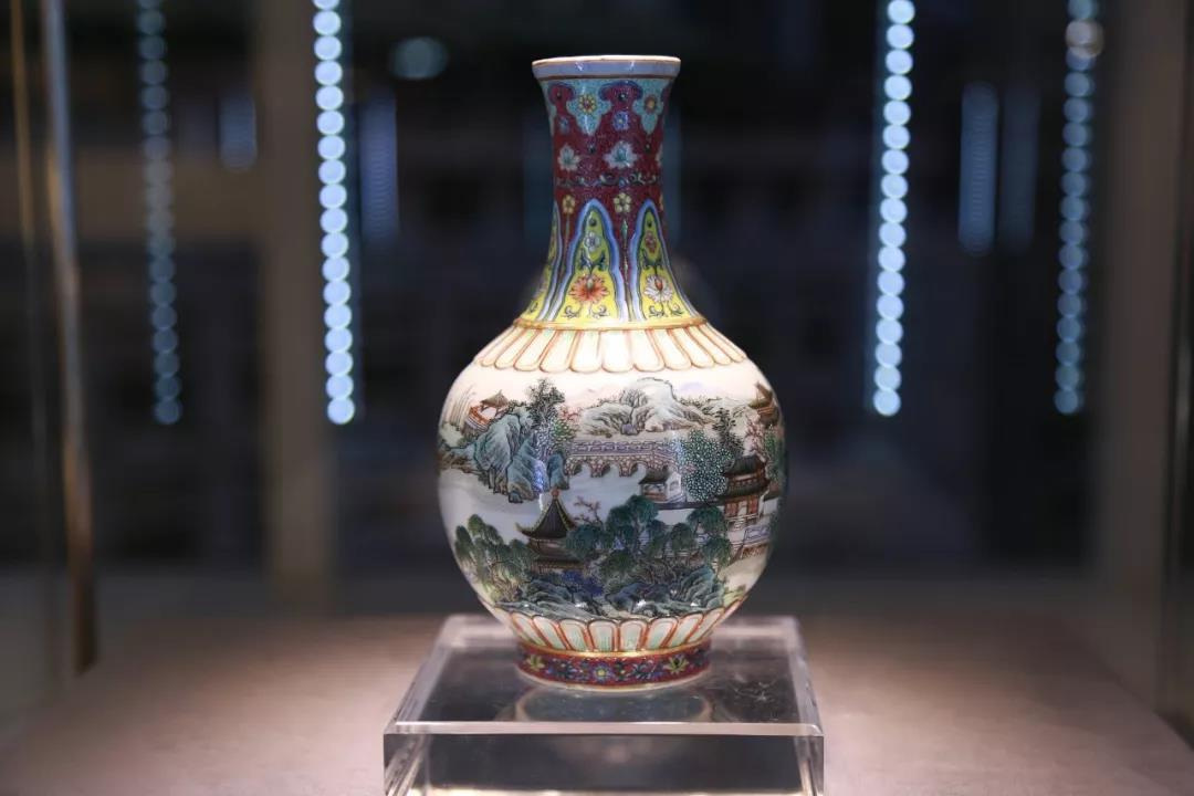 古代青花瓷的制作步骤