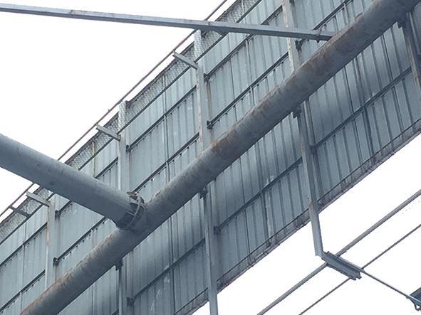 钢结构方柱节点图