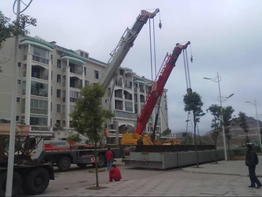 吊装公司-丽水设备吊装搬运