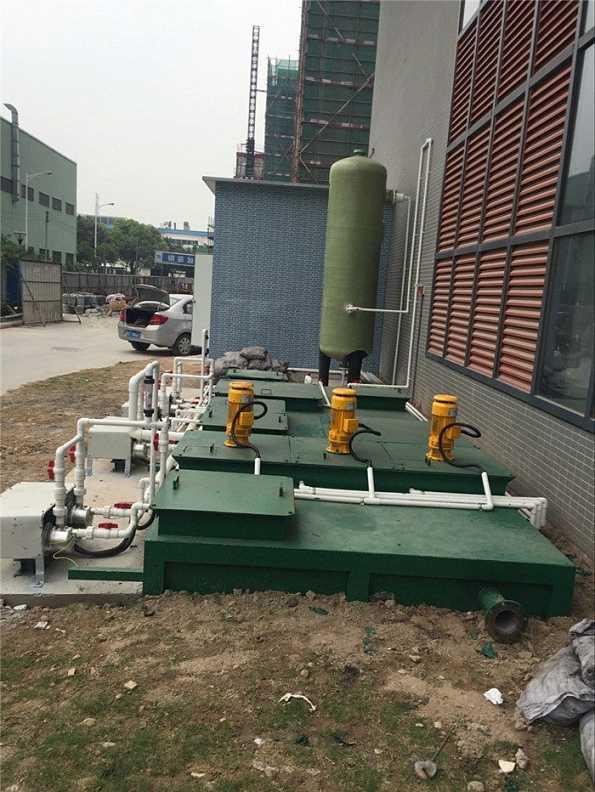 嘉兴酸碱废水处理 设备全自动化管理 科骏机电