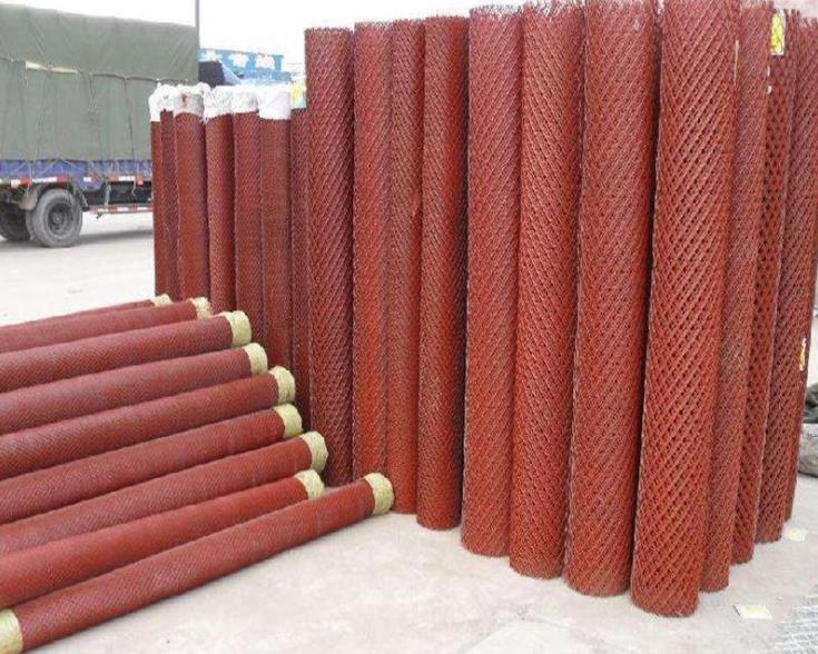 哈尔滨钢板网订制厂家 钢板网厂家直销