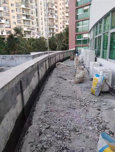 坪地别墅防水补漏工程多少钱一平方 深圳防水 您身边的堵漏专家