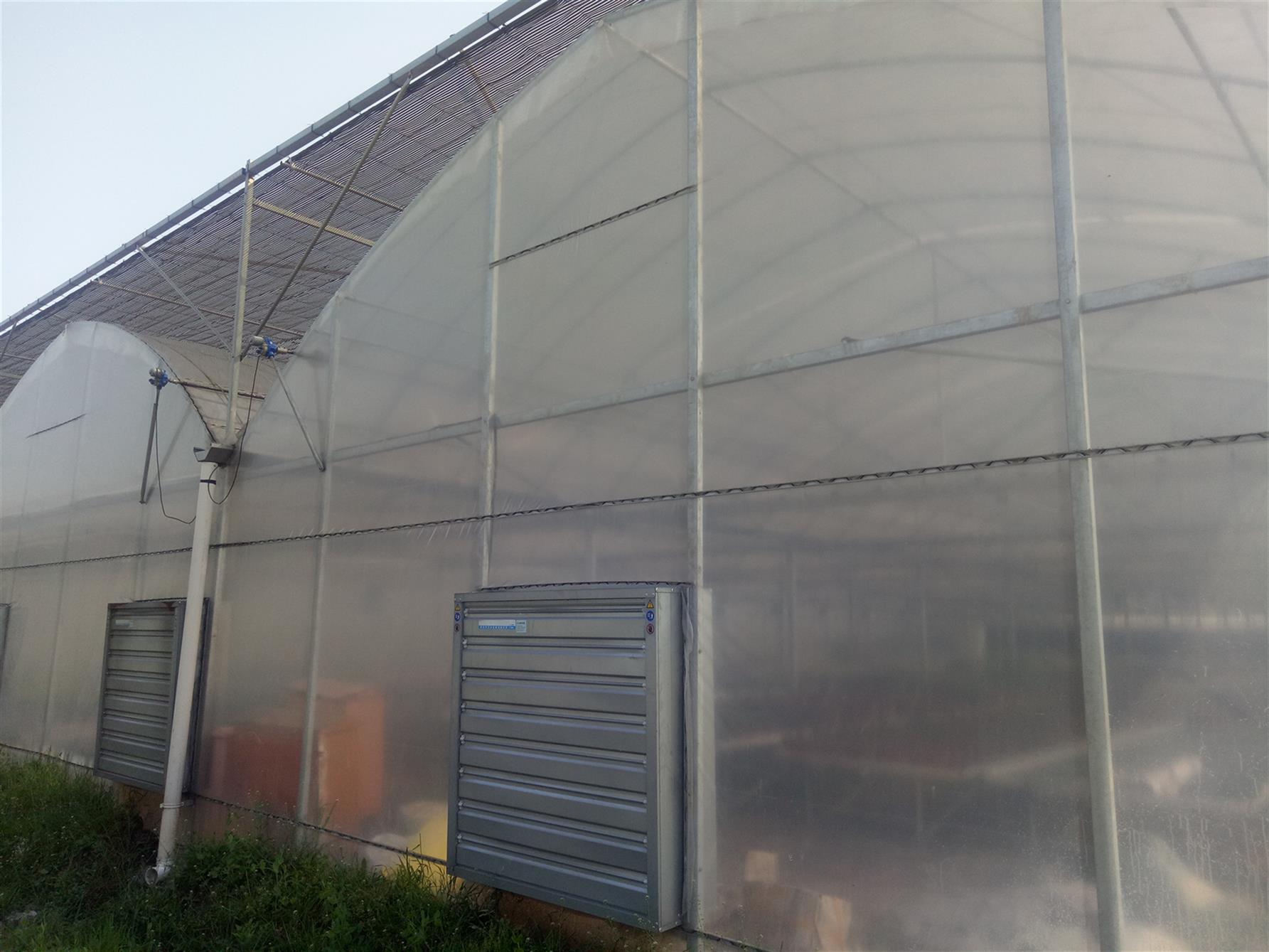 白银智能温室大棚