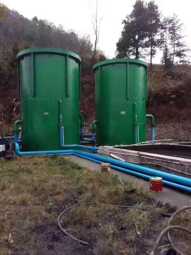 黔西南村镇污水处理系统解决方案 污水处理工程