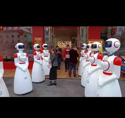 西安餐厅机器人生产 丹顶鹤-成就创新
