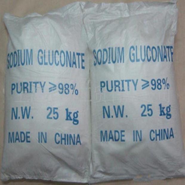 中卫葡萄糖酸钠订购厂