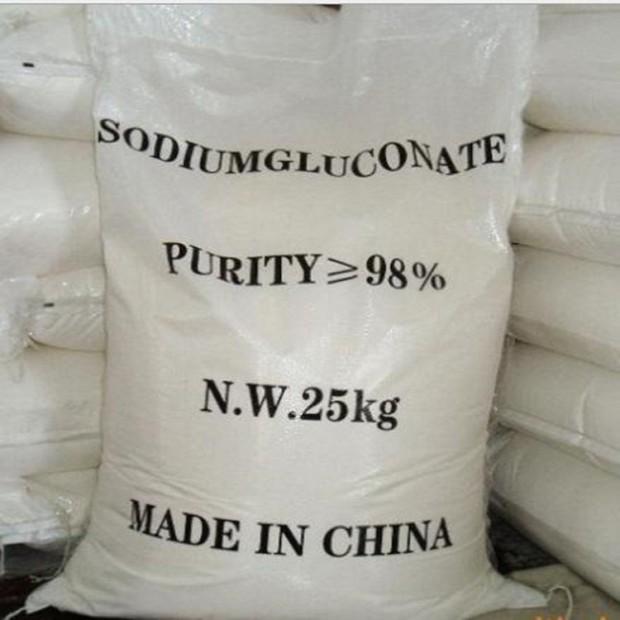 舟山葡萄糖酸钠供应商