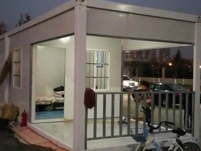 咸阳销售集装箱活动房报价 集装箱房一站式免押金免运费