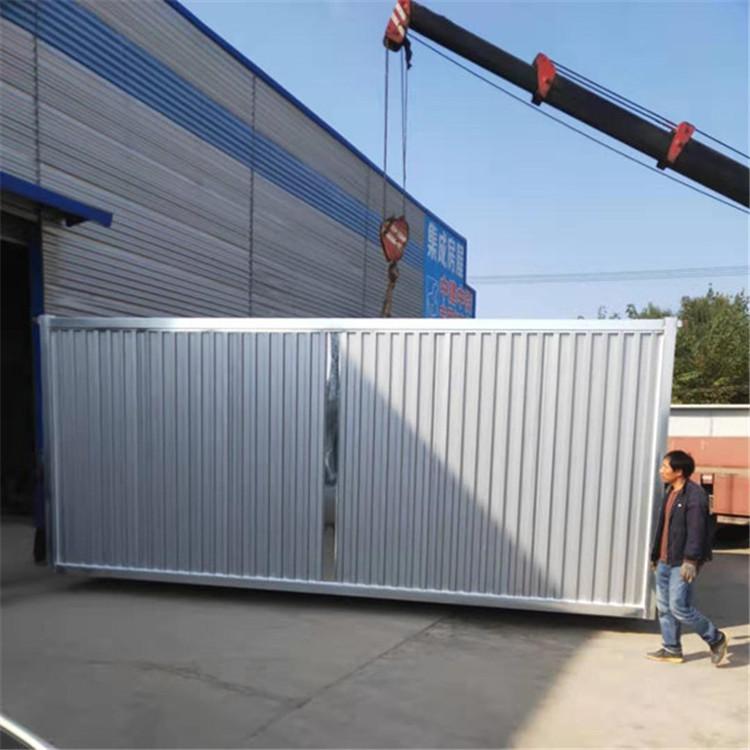 延安现货瓦楞集装箱定制 工艺精良 性能优异