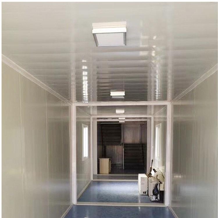 安康优质打包箱活动房费用 工艺精良 性能优异