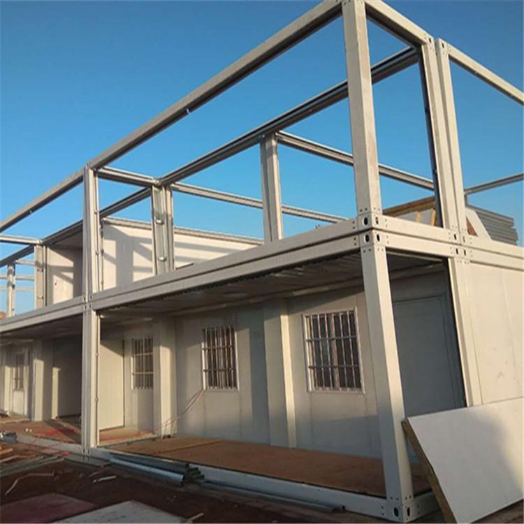 宁夏正规拼装箱活动房尺寸 设计 制作安装一条龙服务