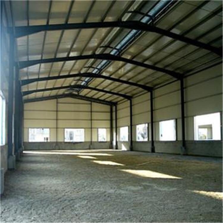 宁夏原装钢结构厂房安装 技术成熟 产品稳定