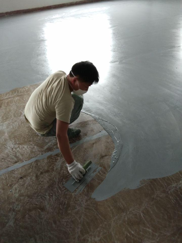 梅州自流平地坪漆施工厂家