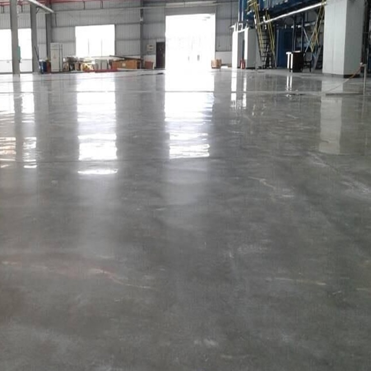 新丰硬化耐磨地坪生产厂家