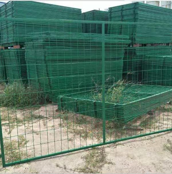 呼和浩特护栏网生厂厂家 防护网 鸿飒网栏-美观安全