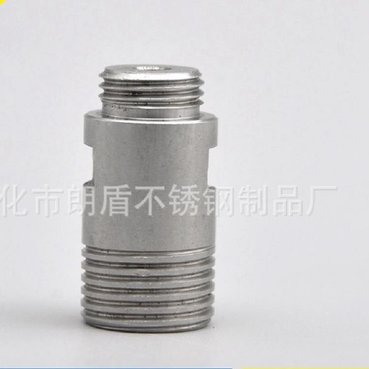 长治CNC零件非标加工 朗盾不锈钢一直这么亮