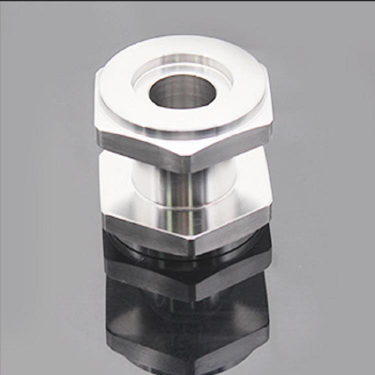白山螺母批发 细杆螺钉连接螺母 千锤百炼不锈钢