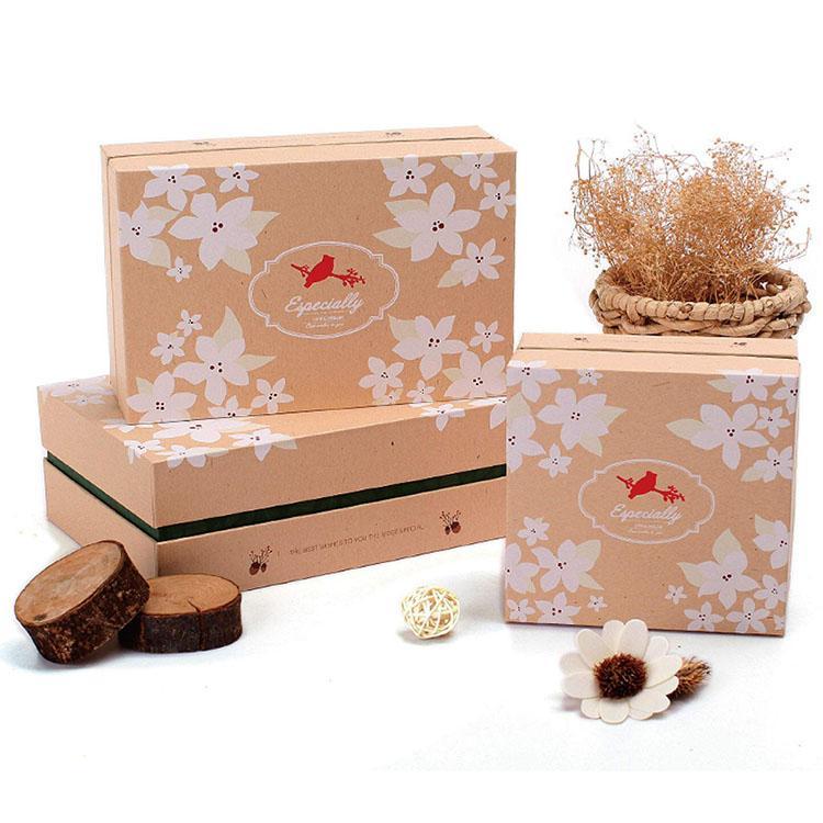武汉礼品盒定制价格 茶叶礼品盒 集成包装精彩呈上