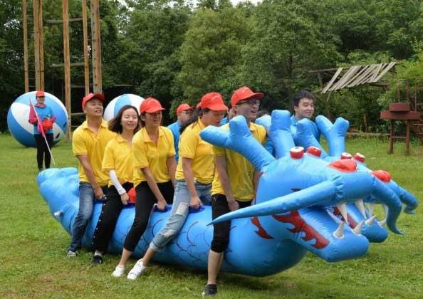 暑期趣味运动会 趣味体育运动项目 深圳同风学问