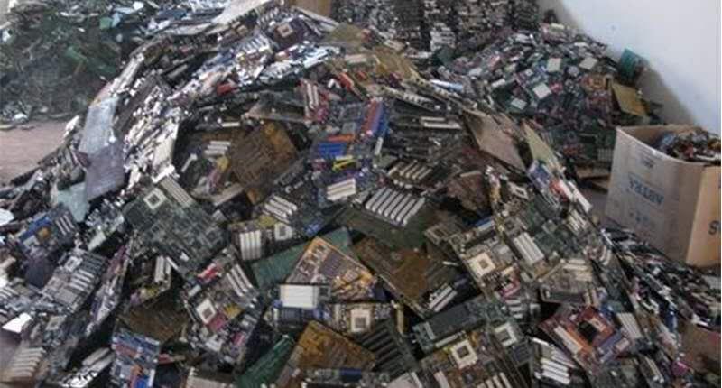 增城市电子废料回收费用,高价回收废料